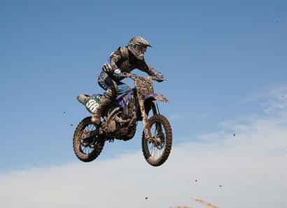 Foto  -  Metropolitano de motocross 2006. Santiago.