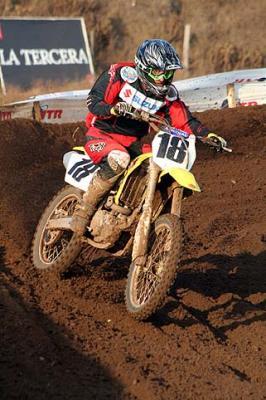 segunda fecha nacional de motocross 2007