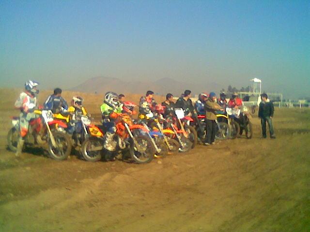Clinica de Motocross