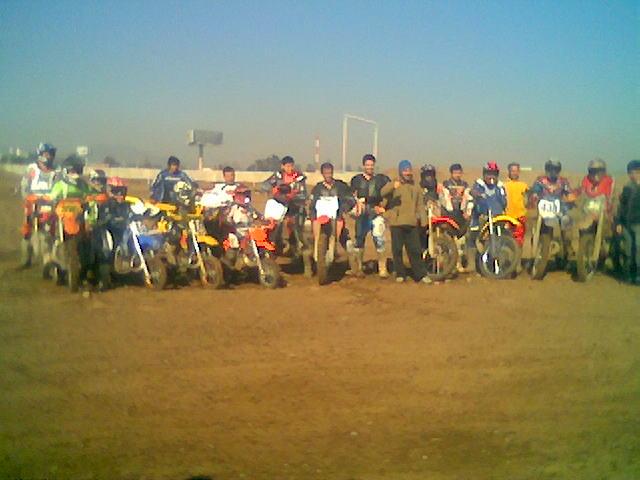 Clinica de Motocross...