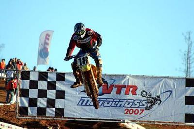 Tercera fecha, Nacional de Motocross. Curauma.