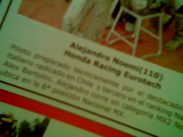 Publicacion revista Velocidad Extrema - 6