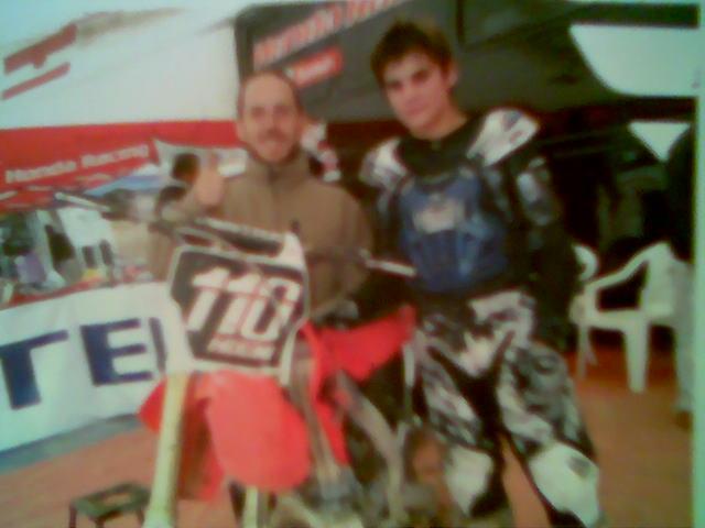 Foto en Revista Velocidad Extrema