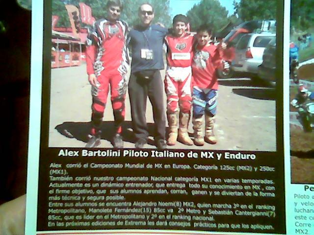 Artículo Revista Velocidad Extrema