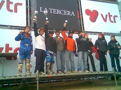 4a. fecha Nacional de Motocross, Laguna Carén.